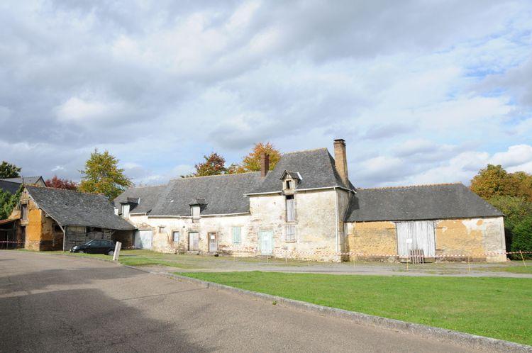 Ferme-manoir de la Marionnais àChartres de Bretagne