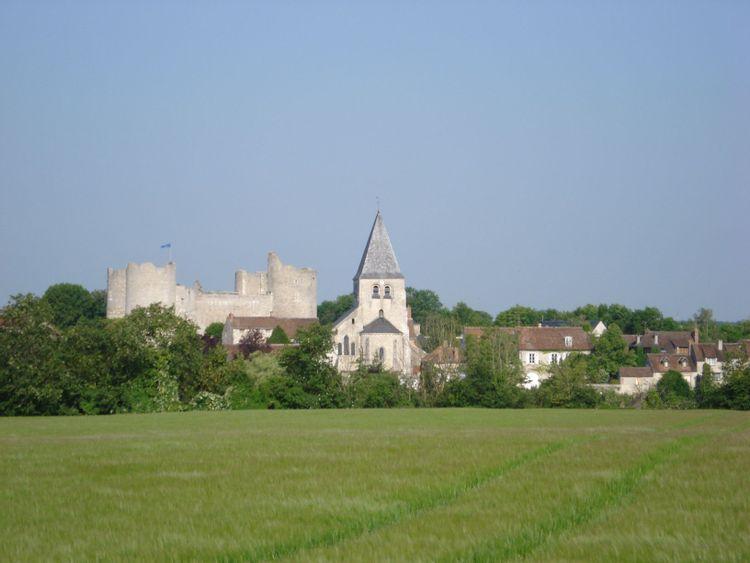 Eglise Saint-Gault de Yèvre-le-Châtel
