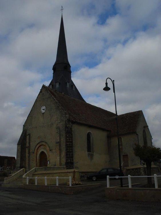 L'église Saint-Martin de Suré