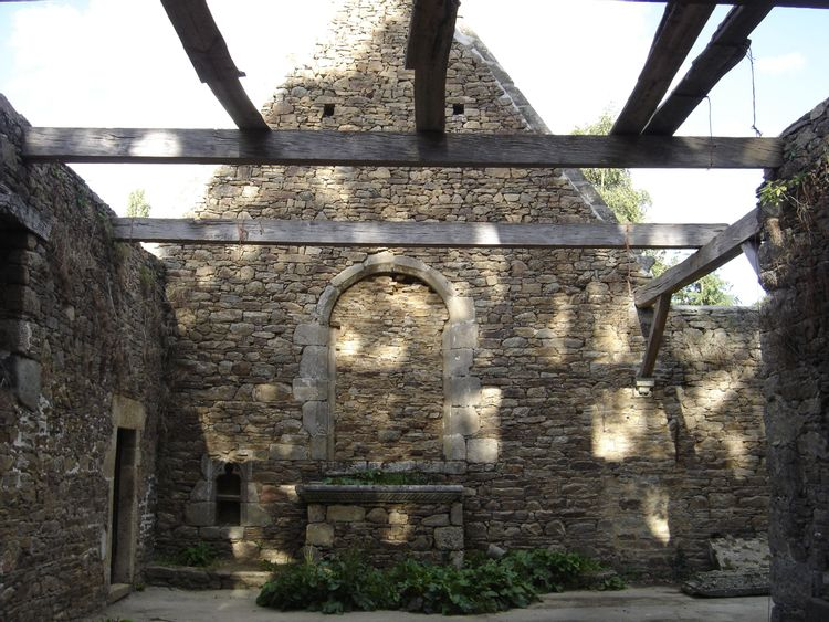 Chapelle Saint-Louis de Langouërat en Kermoroc'h