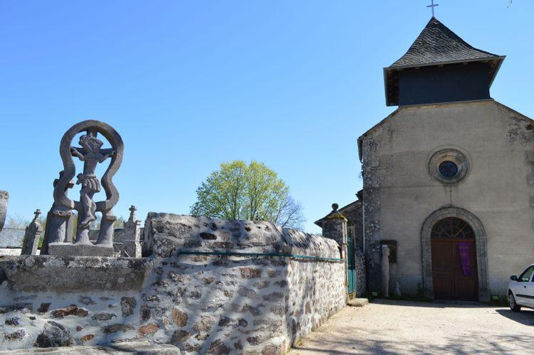 Église Saint-Roch de Marc-la-Tour