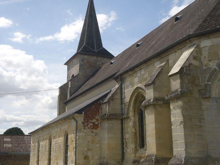 Eglise Saint-Pierre-Saint-Paul à Grand-Verly dans l'Aisne: projet de restauration