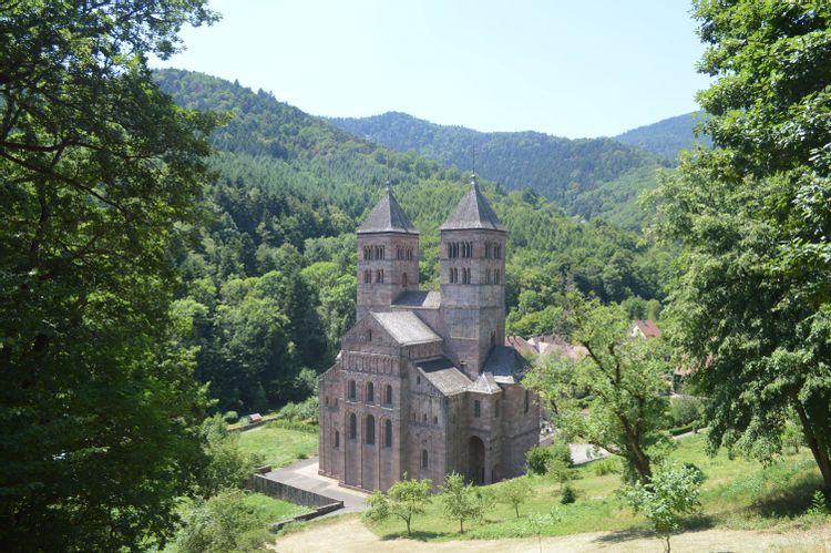 église saint-léger de murbach