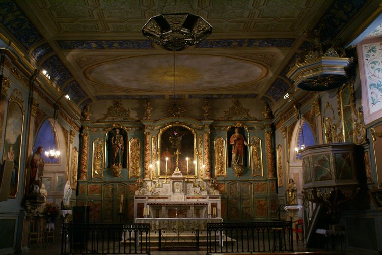 Orgue de l'église Saint-Etienne de Mauzac