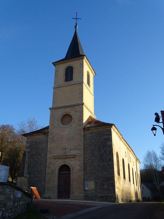 Eglise d'Etalante