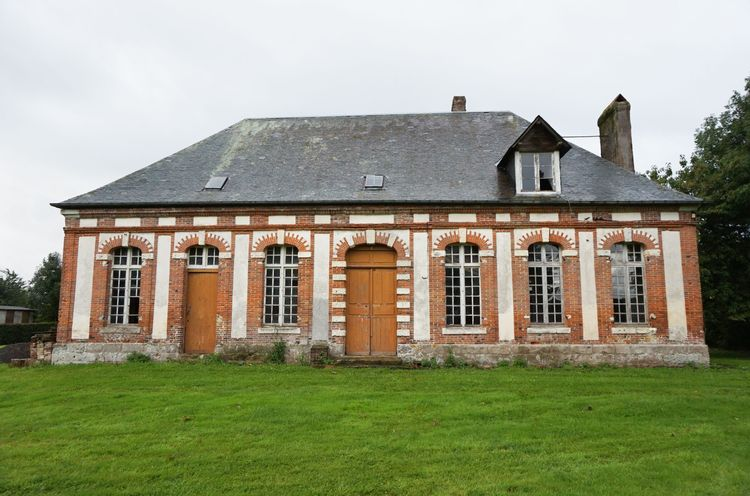 Presbytère de Sainte-Croix-sur-Buchy