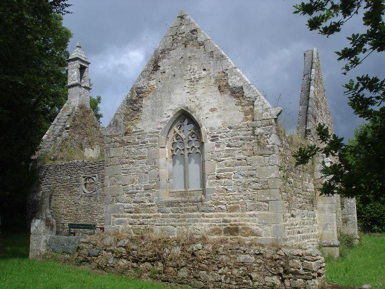 chapelle de langouërat en kermoroc'h