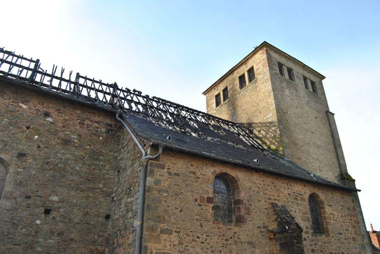 Église Saint-Christophe de Voutezac