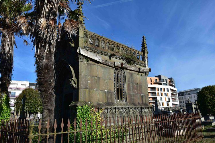Chapelle Grandjean à Brest