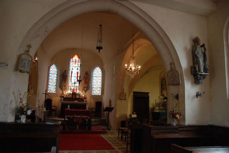 L'église Notre-Dame de Guerny