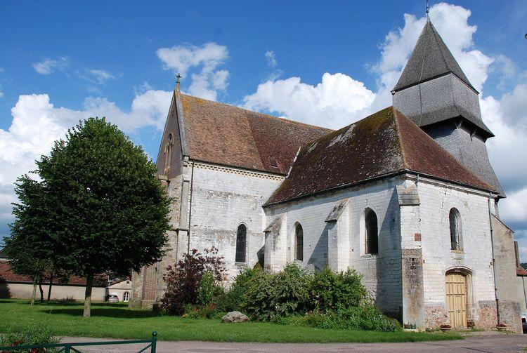 Collégiale Notre-Dame à Villemaur-sur-Vanne