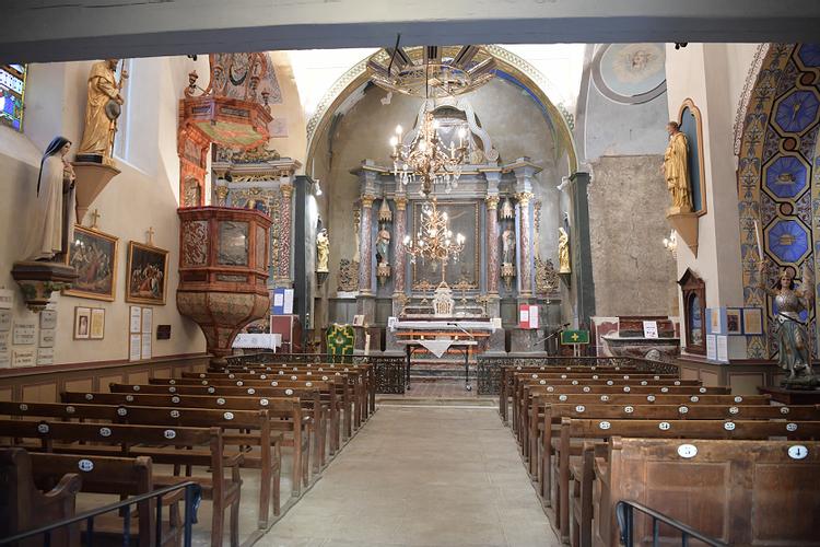 Eglise Sainte-Colombe