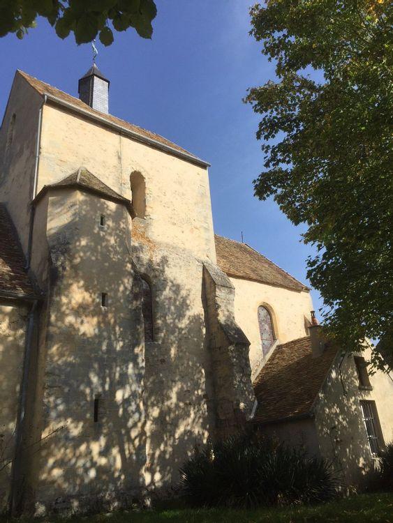 Eglise Notre-Dame de l'Assomption à Autouillet