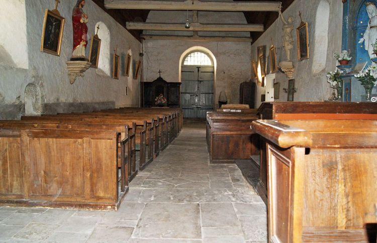 Eglise Saint Amatre de Lucy-sur-Cure