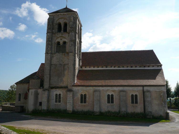 Eglise de Mont-Saint-Jean