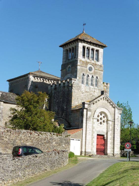 Eglise Saint-Jean-Baptiste d'Aujols