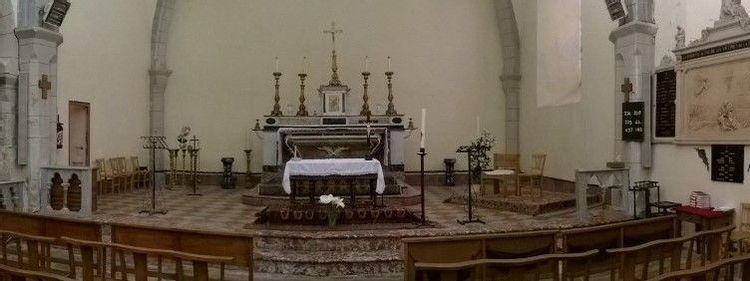 eglise saint jean l'evangéiste