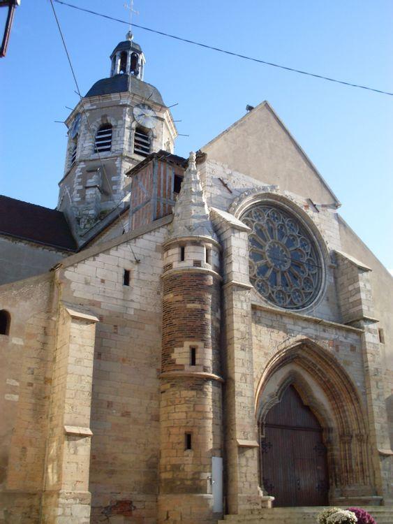 Eglise de Seurre