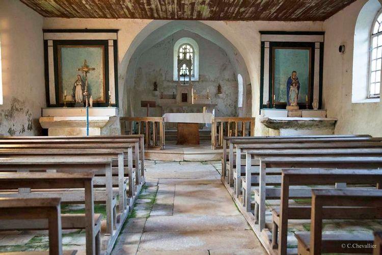 Eglise de Chaugey