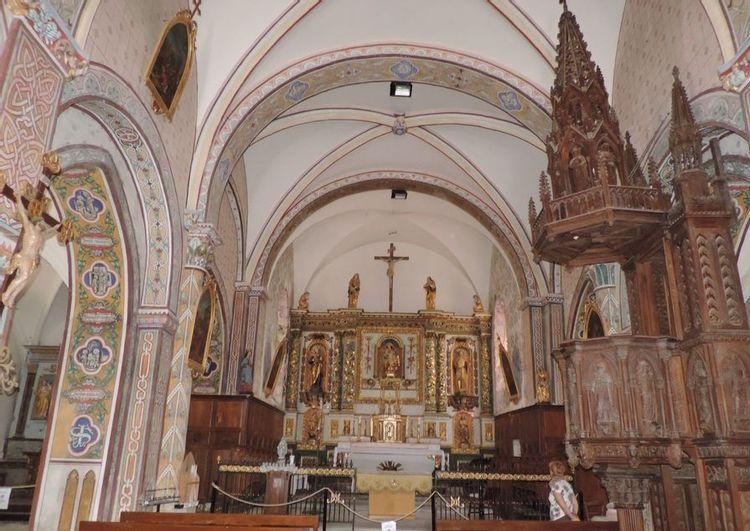 Eglise Sainte-Anne de La Tour d'Auvergne