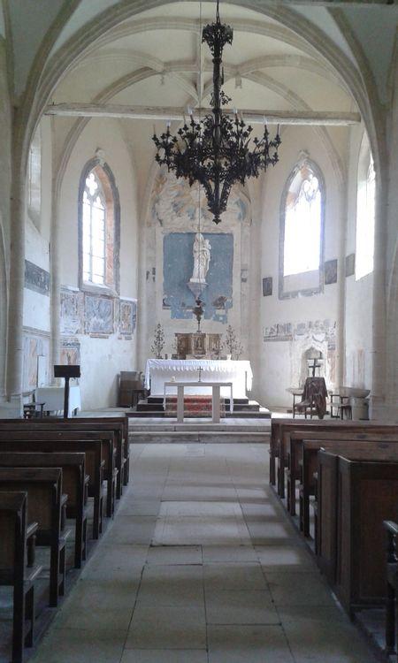 Eglise d'Argenteuil-sur-Armançon