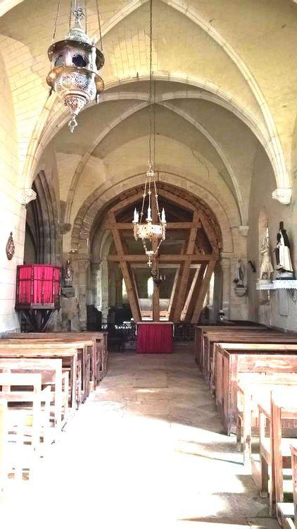 Eglise d'Authiou