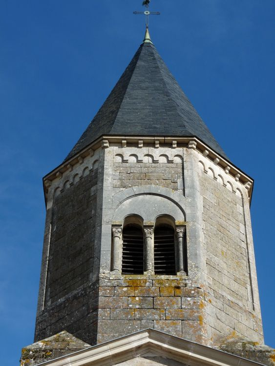 Eglise de Lournand