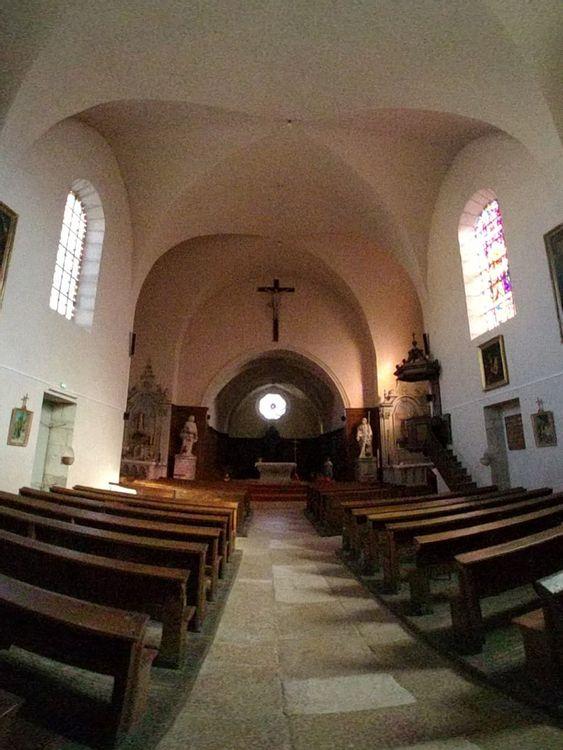 Eglise de Morey-Saint-Denis