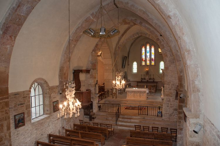 Eglise de Champagnat