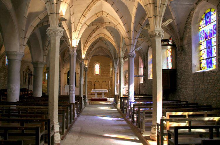 Eglise Saint-Denis de Fontenay-Saint-Père
