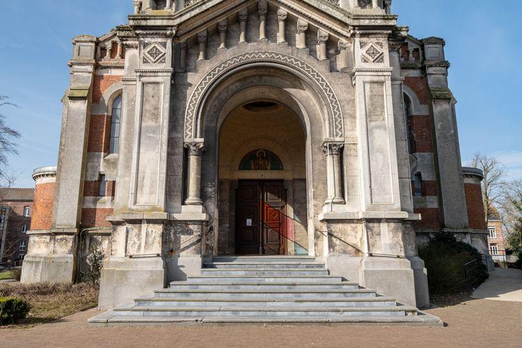 Eglise St Jean-Baptiste de Steenwerck - détail