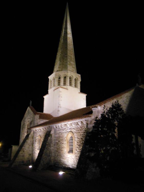 Eglise Saint-Julien de Saulcet