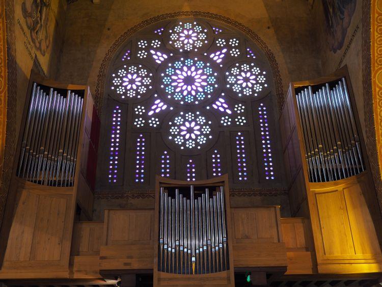 Orgue de l'église Saint-Louis à Vincennes