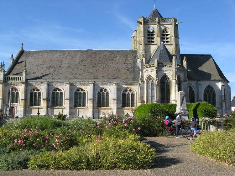L'église Saint-Martin et Notre-Dame de Vatteville-la-Rue