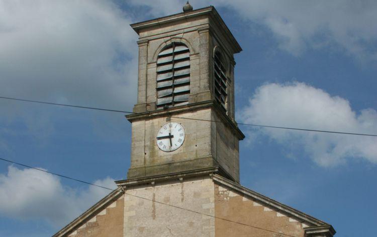 eglise saint-martin de l'isle-sur-serein
