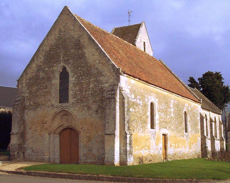 L'église Saint-Aubin de Bray-en-Cinglais (Fontaine-le-Pin)