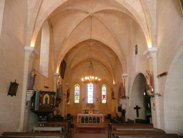 Eglise de Cudot