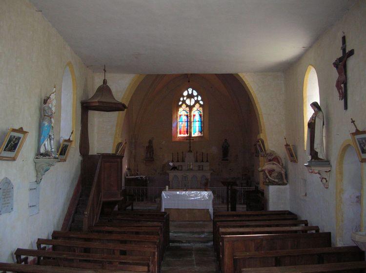 eglise saint-romain à domecy-sur-cure