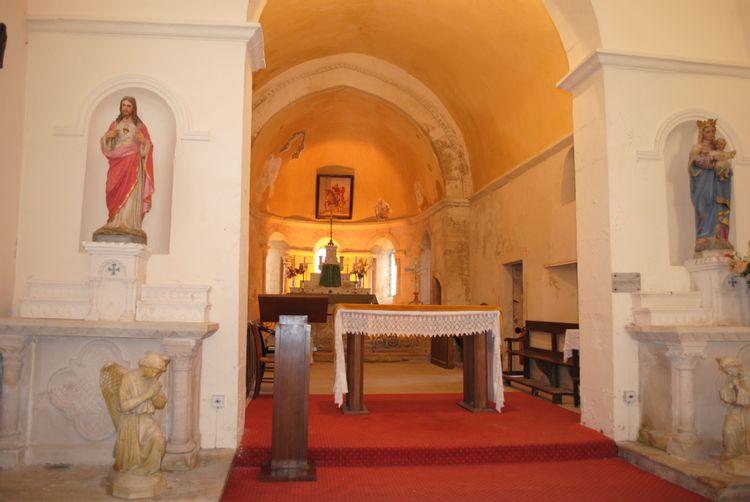 Eglise de Garchy