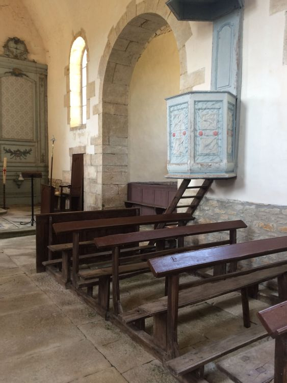 Eglise de Marcilly-Ogny
