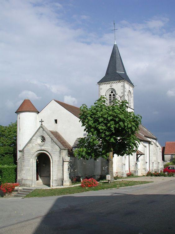 Eglise de Marsannay-le-Bois