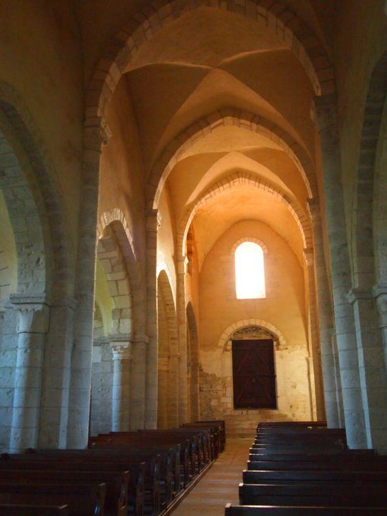 Eglise de Sacy à Vermenton