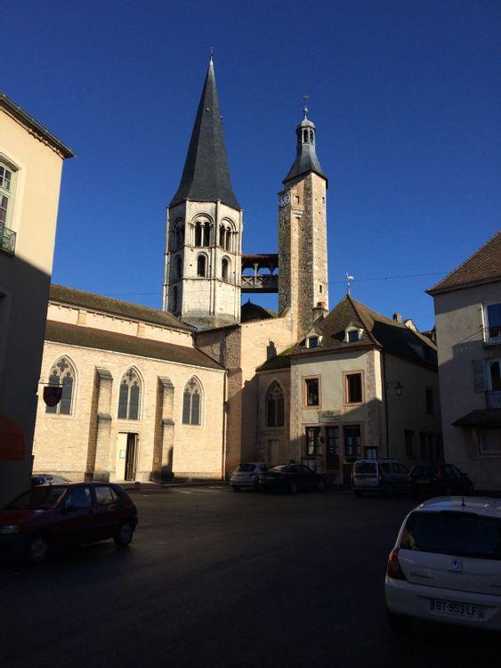 Eglise de Saint-Gengoux-le-National