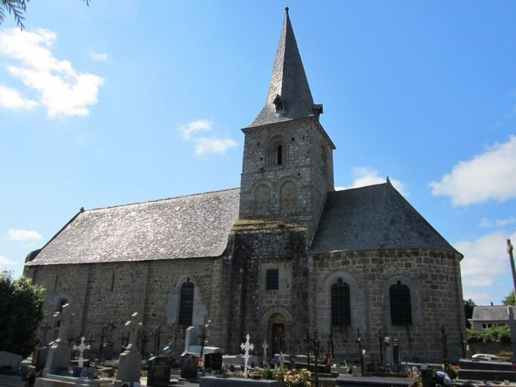 L'église Saint-Loup