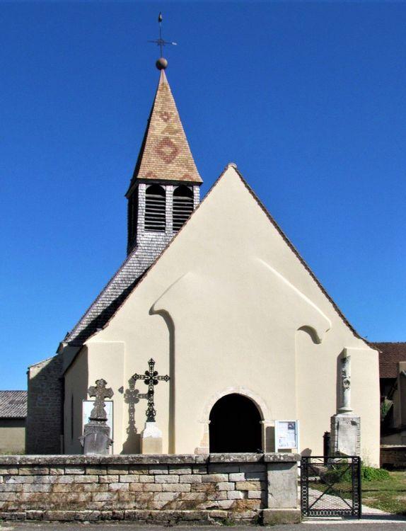 Eglise de Sennecey-les Dijon