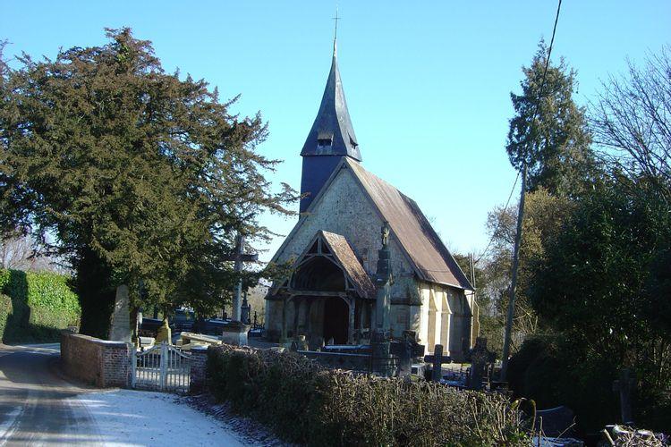 Église de Saint Michel de Livet - Calvados