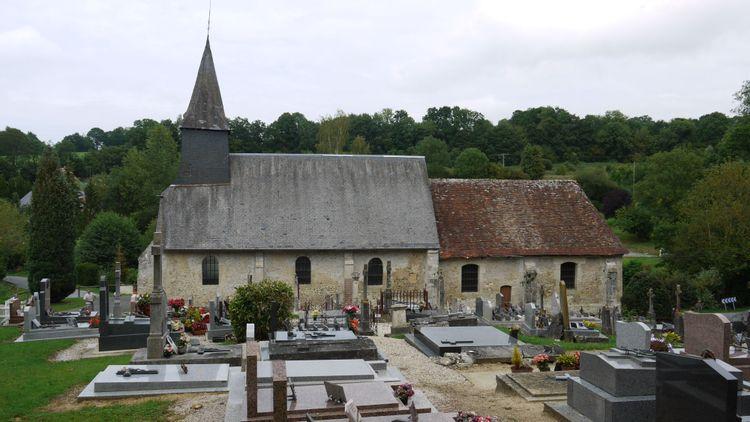 L'église Notre-Dame de Cresseveuille