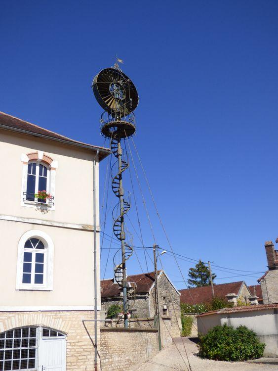 Eolienne d'Arthonnay