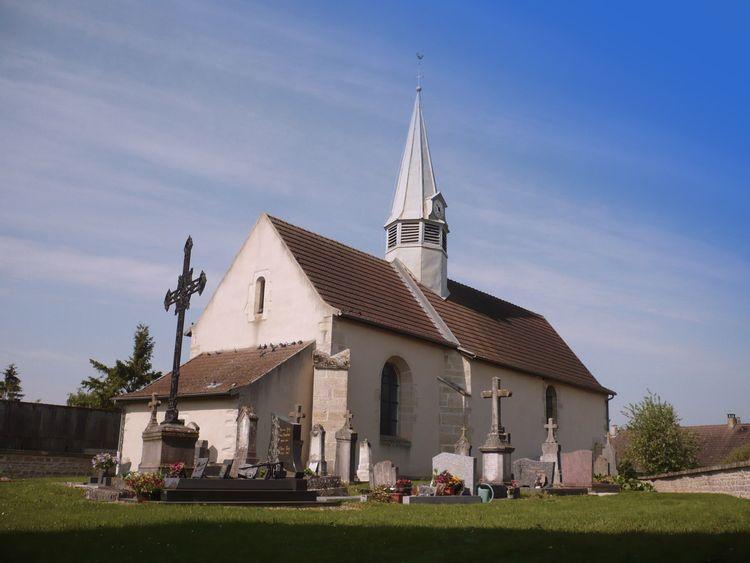 Eglise Saint Didier à Epernay sous Gevrey