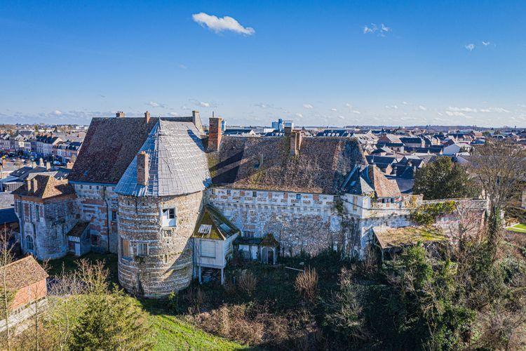 Eure - VieuxChâteauduNeubourg (c) MyPhotoAgency - Franck Belorgey (5)